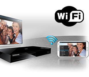 Blu-Ray Wi-Fi