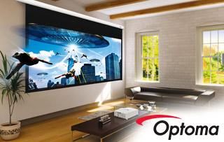 Optoma---Videoproiettori