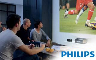PHILIPS-Proiettore-Screeneo