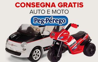 Consegna-Pegperego