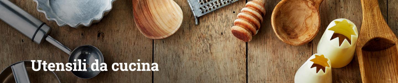 Utensili da cucina for Utensili cucina online shop