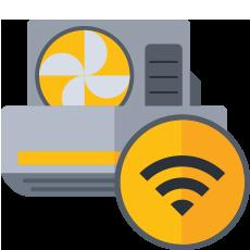 Condizionatori wi-fi