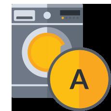 Lavatrici maxi efficienza (A+++)