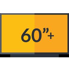 TV oltre 60 pollici