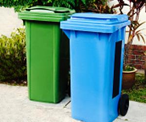 Bidoni e compost