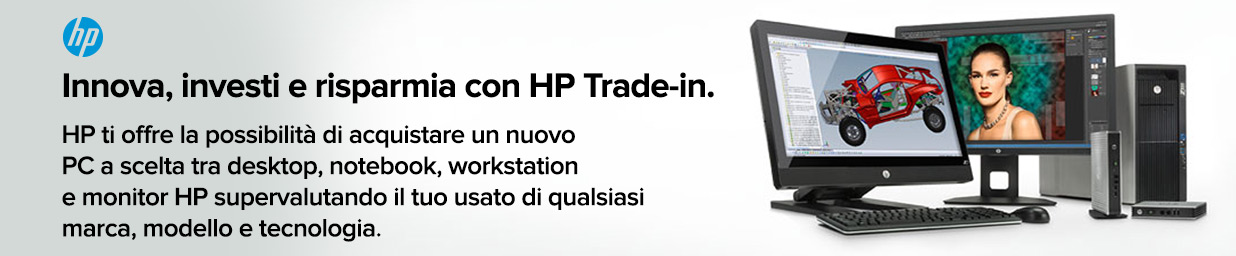HP Trade In