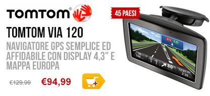 VIA 120 con display...